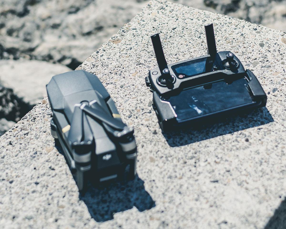 Top 5 drone pour voyage